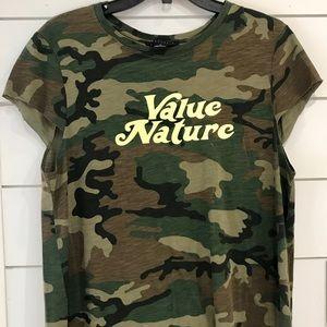 Sanctuary short-sleeve T-shirt